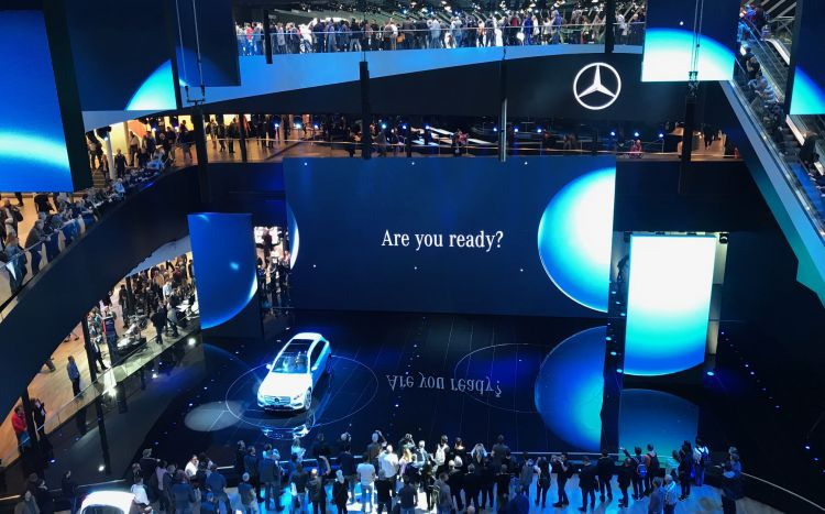 STAR - Mercedes-Benz IAA 2017